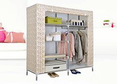 简易布衣柜有哪些实用品牌 生活简易不简单