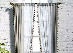 窗帘挑选有什么原则 选对产品体验舒适