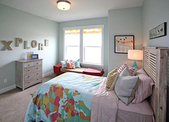儿童房涂料品牌盘点 打造靓丽儿童房