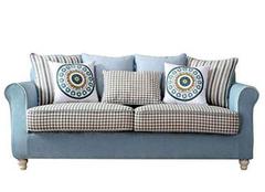 选购三人布艺沙发有哪些技巧 给你的客厅添点彩