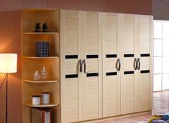 辨别实木衣柜质量的方法有哪些 帮你挑到的