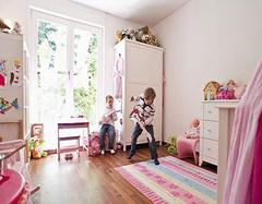 儿童房装修误区家长要重视 在源头上规避风险