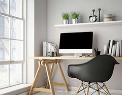 电脑书房设计要点 这样装又美又实用