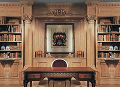 选购欧式书柜有哪些款式 不同选择带来不同风格装饰