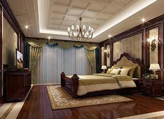 想要在卧室打造美式风格 来看看有哪些装饰技巧