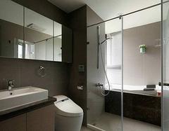 卫浴间干湿分离的优缺点合集 要不要做分离一目了然