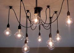 家庭灯具选购五大原则要牢记