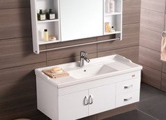 如何轻松选购优质浴室柜 四招足以