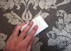 在施工前后 我们的壁纸日常保养清洁的注意点有哪些呢