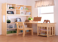 儿童书柜的设计类型有哪几种 盘点儿童书柜的设计类型