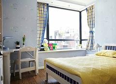 飘窗窗帘搭配要点 打造家居惬意一角