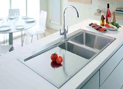 华帝不锈钢水槽怎么保养 很简单!