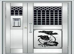 不锈钢防盗门选购攻略解析 快来检查一下你家的门