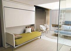 小户型家具怎么选择能使空间显大