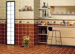 厨房墙面瓷砖选购秘诀 赶紧收藏起来