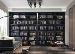 什么是书房整体书柜 书柜选购技巧不可或缺