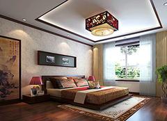 如何为家居打造中式复古卧室 懂得这几点就够了