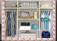 选购布衣柜有哪些技巧 日常保养为家具延长寿命