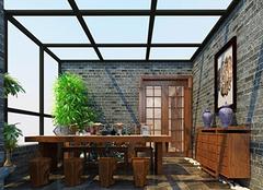 阳光房装修设计的三大要领 个性与时尚并存