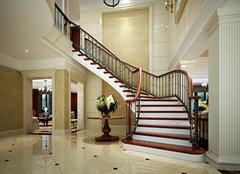 楼梯在大厅的装修误区 别让小事烦事