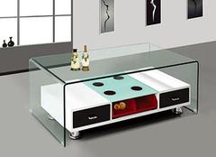 选购玻璃家具的方法 给你更美的家居体验