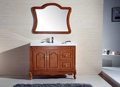 安装浴室柜的注意事项 给你更舒适的卫浴空间