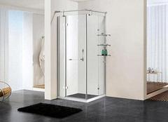 安利几个简单方法 帮你解决清理浴室玻璃门污垢难题