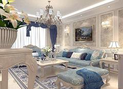 如何选择欧式客厅沙发颜色 特色装修带来与众不同