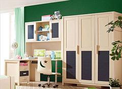 定制儿童衣柜的注意事项 安全最重要