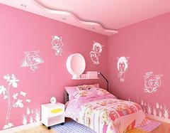 儿童房装修涂料挑选要谨慎 四大要点要牢记