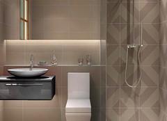 卫生间瓷砖怎么选择 会和不会反差很大