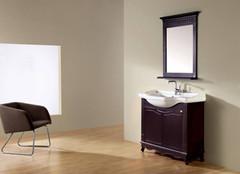 浴室柜挑选的四个细节 你关注过吗?