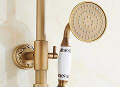 选购淋浴器的实用方法 给你最好的洗浴体验