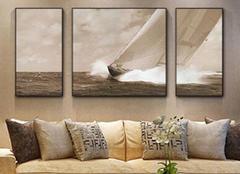 艺术挂画如何挂好看?这样让你的房子更美妙