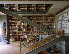 架材质介绍篇 不同材质书架搭配不同风格家居