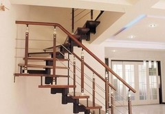 如何计算复式楼梯装修价格 楼梯价格计算标准