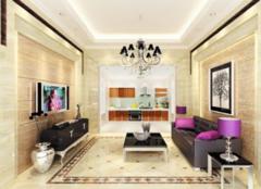 客厅瓷砖主要有哪些花样 分分钟打造不一样的客厅