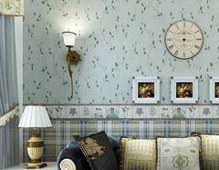 水泥墙贴壁纸注意要点解析 给你最好的墙面装饰