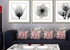 装饰画挑选的三大秘籍 让家居美上一层楼
