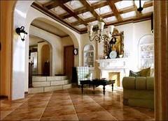 瓷砖有哪些铺设方式 各种炫酷地面任你挑