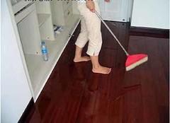 竹地板的日常保养与养护 让家居更舒心