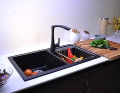 厨房水槽安装步骤教学 两分钟掌握安装技巧