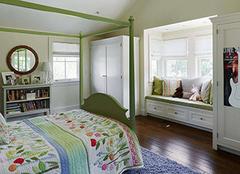 卧室飘窗怎么设计实用 找对方法很重要