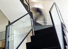 楼梯扶手的种类有哪些 哪种使你最舒适