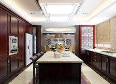 如何为家居打造中式厨房 装饰要点不可忽视