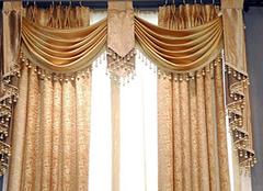家居不同区域如何选择窗帘 为生活增添异色节奏