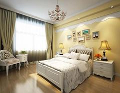 卧室装修必看原则 错不了才能睡得好