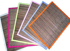 竹地毯选购小常识 这些你都没看过
