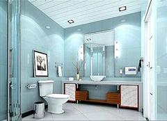卫生间配置灯具的方案 纯干货看过来