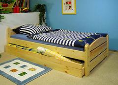 单人床如何选购适合自己的 单人床也是各具特色